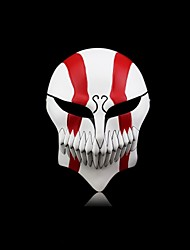 Bleach Male Red Cosplay Masks Mask