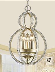 Simple living Room Balcony Aisle Porch Round Iron lantern A