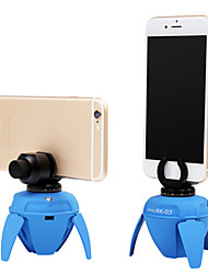 360 Panorama Head Bluetooth Remote Shooting Selfie Robot for Smart Phone Gopro Camera Selfie Stick Tripod