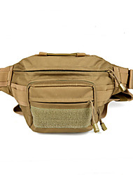 10-20 L Hüfttaschen Camping & Wandern / Reiten Outdoor tragbar Khaki Oxford aile