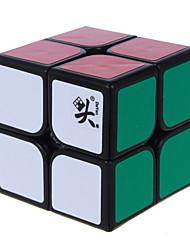 Dayan® Гладкая Speed Cube 2*2*2 Скорость Кубики-головоломки черный увядает ABS