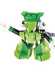 neue Zwirnerei, Ei Blöcke Monster dr Musik pädagogische Bausteine wan versammelt 6206 Spielzeug für Kinder zu halten
