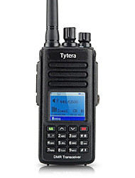 TYT MD-390 UHF Walkie Talkie 5W 2800mAh 400-470MHz 2800mAh 3 km -5kmFM Radio / Notruf / PC-Software programmierbar / Stromsparfunktion /