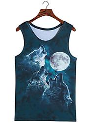 3d vest de ruis op Sirius vest cosplay kostuums cosplay geeky kleding voor man / vrouw