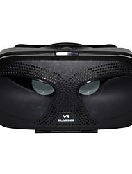 2016 3d очки В.Р. виртуальной реальности очки Google картонные шлем очки для 3,5 - 6 дюймов смартфон