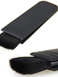 1 Pinceau à Blush / Pinceau Correcteur / Pinceau Poudre / Pinceau Fond de Teint / Contour Brush Pinceau en Poils de ChèvreProfessionnel /