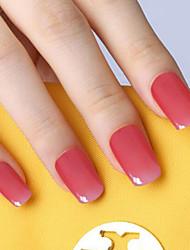 SIOUX Red Matte Pudding Glue 6ML Nail Polish