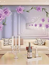 papel de parede Floral Papel de parede Contemporâneo Revestimento de paredes,Outro Sim