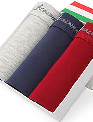 L'ALPINA Hommes Modal Boxer Short 3 / boîte - 21108