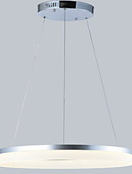Acrylic LED Ring Ceiling Pendant Lights Chandeliers Lamps Lighting Fixtures with D80CM 33W AC100 to 240V CE FCC ROHS