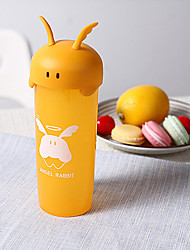 1PCS 330ML 19.1*7.3cm Creative Angel Rabbit Lovely Cup