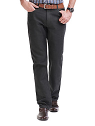 Seven Brand® Men's Jeans Pants Dark Gray-703S850684
