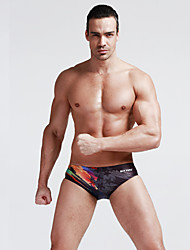 Men's Swim Briefs Digital Printing