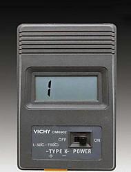 negro dm6902 Vichy para el termómetro