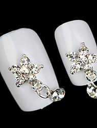 Lovely Mental Pendant  Nail Jewelry (5 PCS)
