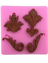 Decorative Pattern  Candy Fondant Cake Molds  For The Kitchen Baking Molds