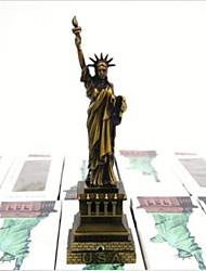 15CM New York Symbol Famous the Statue of Liberty Figurines Figure Shelf Decor Gifts