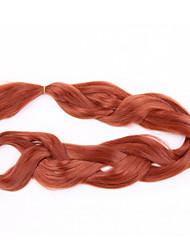 """Огромный Box плетенки Kanekalon # 350 Наращивание волос 24 """" косы волос"""