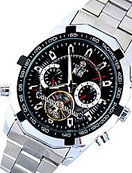 Brand Men's Wacth Forsining Self-winding Mechanical Watch Clocks Sports Male Wrist Watches relogio masculino Cool Watch Unique Watch