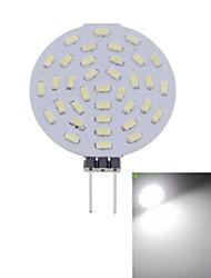 4W G4 Точечное LED освещение MR11 36 SMD 3014 400-480 lm Тёплый белый / Холодный белый Декоративная DC 12 / AC 12 V 1 шт.
