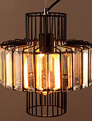 Iron Glass Pendant Lights