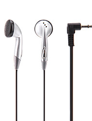 On-Ear Earphone for iPod/iPad/iPhone/MP3 (Black)