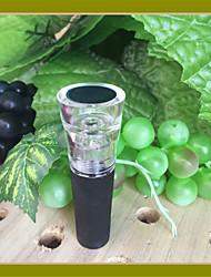 vinho de vácuo de armazenamento de vinho cortiça rolha de silicone de grau alimentar acrílico
