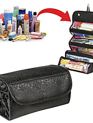 Roll-N-Go Cosmetic Bag Makeup Bag Large Capacity Multi-Function Receive Package