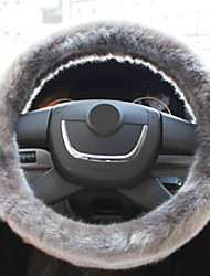 Elegant Steering Wheel Cover for Four Seasons Random Colors