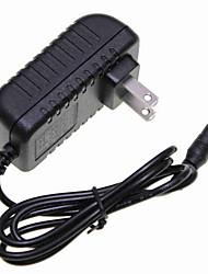 nous europe prise 12v 2a conduit / adaptateur caméra de sécurité d'alimentation du moniteur CCTV lumière de bande (5.5x2.1 100-240V)