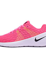 Womens Top Running Shoes Nike Free Flyknit Trainers Sneakers Pink / Black / Cyan / Red