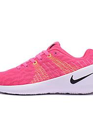 Nike Top Running Running Shoes Women's Wearproof Red / Pink / Black / Cyan Running/Jogging Lace-up Fabric