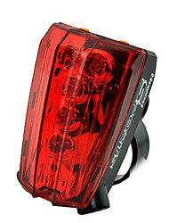 Bike Lights / Rear Bike Light LED / Laser Cycling Waterproof AAA Lumens Battery Cycling/Bike-Lights