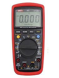 uni-t ut139c vermelha para multímetros digitais professinal