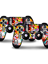 New Protective Skin Sticker for PS4 Controller (UG-039,045,047)