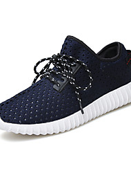 Men's Shoes for Sports And Leisure Fashion Shoes BlackDark Gray/Dark Blue/Light Gray/Orange