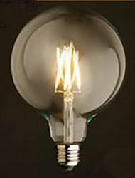 Décorative Ampoules Globe , E26/E27 2 W LED Intégrée LM Blanc Chaud / Jaune V