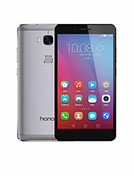 Huawei® Honor 5X RAM 3GB + ROM 16GB Android 5.1 4G Smartphone With 5.5'' Screen, 13Mp + 5Mp Cameras, Octa Core, Dual SIM