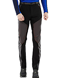 Men's Hiking Pants Waterproof Quick Dry Ultraviolet Resistant Moisture Permeability Waterproof Zipper High Breathability (>15,001g)