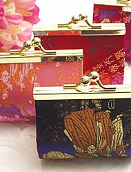 Presentes para Festa de Chá(Vermelho) -Tema Praia / Tema Jardim / Tema Asiático / Tema Floral / Tema Borboleta / Tema Clássico / Tema