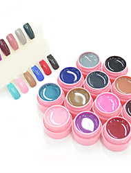 30611C Canni Factory High Profit Margin Products Color Gel Nail Polish Uv Gel