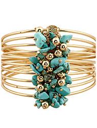 MOGE New Fashion Vintage / Cute / Party / Casual Alloy / Resin / Porcelain  Bracelet