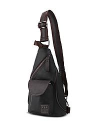 Pockets Shoulder Bag Messenger Backpack Outdoor Sports