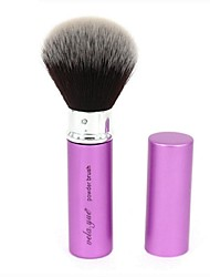 vela.yue® Retractable Powder Brush Face Powder Blush Makeup Brushes Beauty Tool