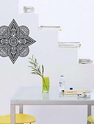 Цветы / История / Геометрия / Винтаж Наклейки Простые наклейки,VINYL 57*56cm