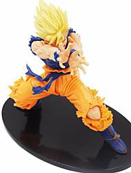 dragon ball Son Goku vs saiyan garage kit anime action figures model speelgoed