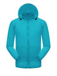Wandern Oberteile Unisex Atmungsaktiv / UV-resistant Sommer / Herbst Weiß S / M / L / XL / XXL / XXXLCamping & Wandern / Angeln / Übung &