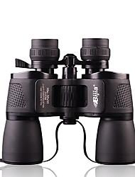 BIJIA 10-30 50 mm Binoculars HD BAK4 Night Vision / Generic / Roof Prism / Porro Prism / High Definition / Waterproof