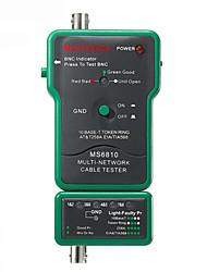 MASTECH-ms6810- cabo de rede tester