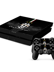 New Protective Sticker Cover Skin for PS4(TN-PS4-0396)
